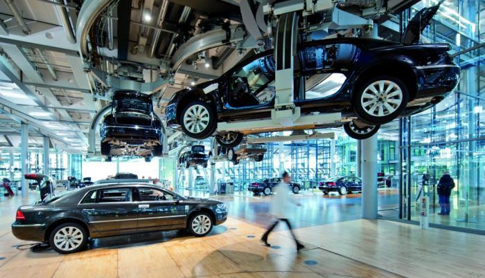 exportación de carro