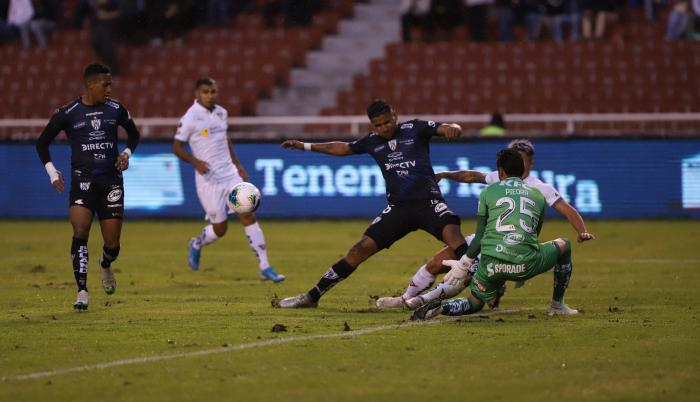 Independiente del Valle derrotó a Liga de Quito
