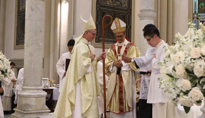 ordenacion arzobispo