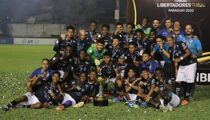 Independiente campeón Libertadores sub-20