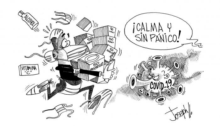 caricatura expreso