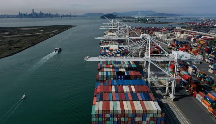 Port Of Oakland Starts(31314596)