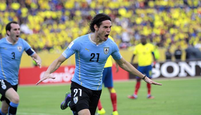 Cavani - Uruguay