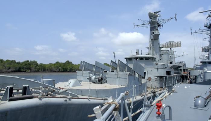 base naval sur