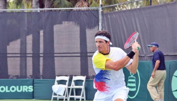 Los ecuatorianos Gonzalo Escobar y Diego Hidalgo le dan alegría al país al avanzar en la Copa Davis.