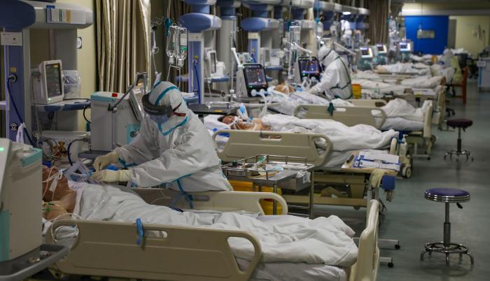 Resultado de imagen para China prueba un nuevo método que puede detectar el coronavirus en 15 minutos