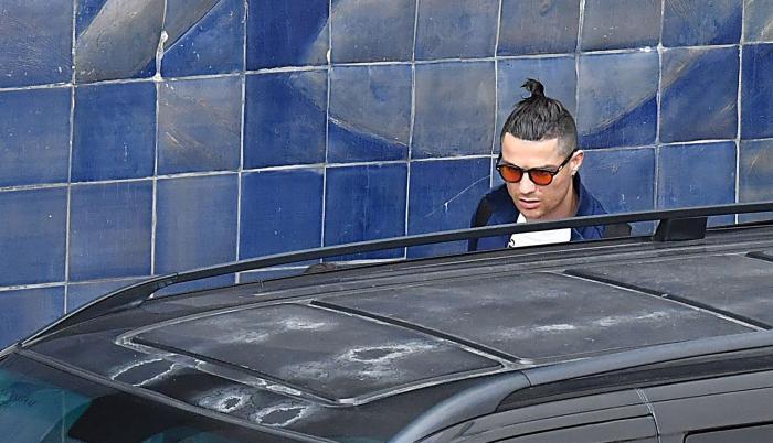 Cristiano Ronaldo coronavirus