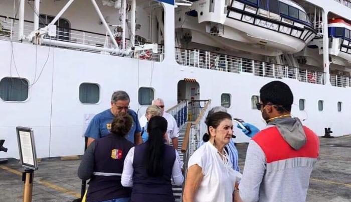 Cruceros+coronavirus