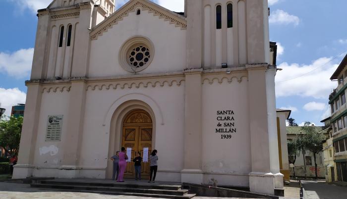 Iglesia Quito