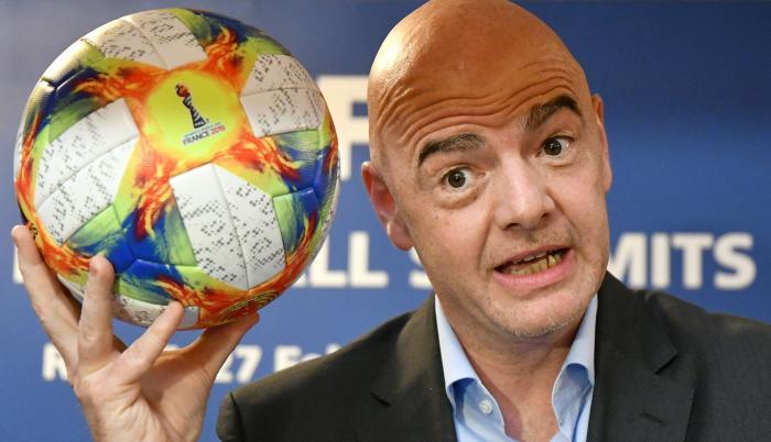 Gianni Infantino - FIFA
