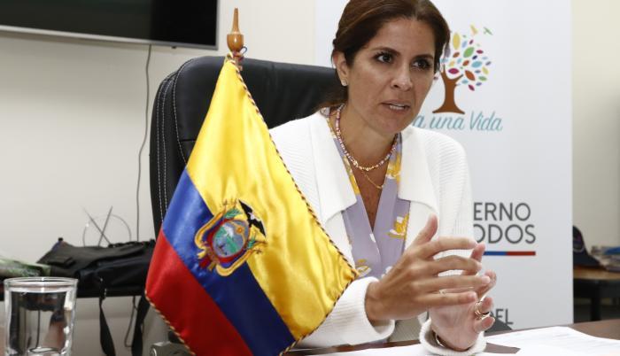 Andrea Sotomayor Secretaria del Deporte