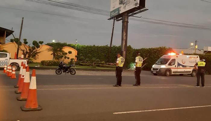 Ambulancias Guayaquil coronavirus