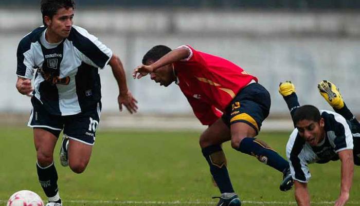 Luis Fernando Saritama - Alianza Lima