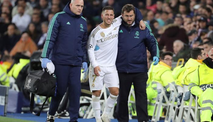 Hazard Real Madrid España