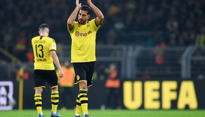 Emre Can - Dortmund