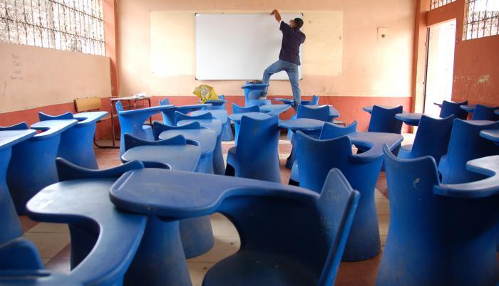 clases en la Costa