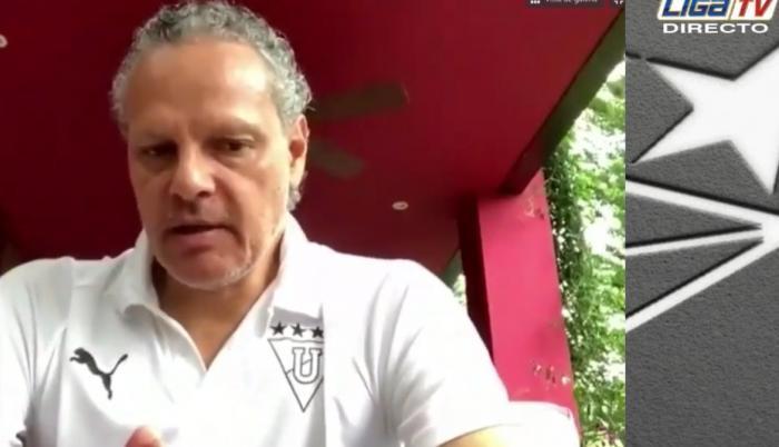 Esteban Paz - Liga de Quito