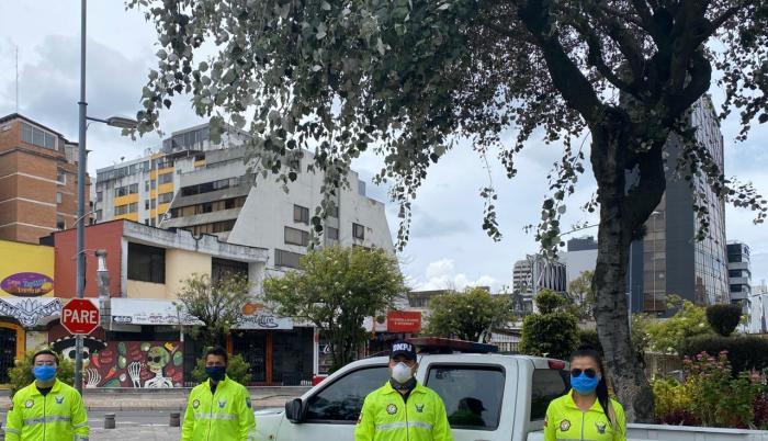 POLICÍA SEGURIDAD