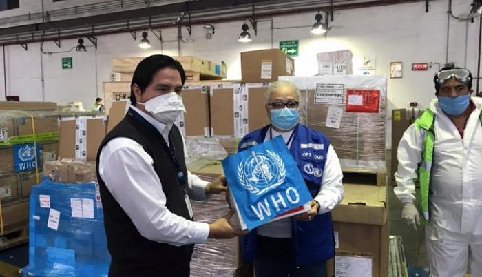 Ayudas Mundo Mundial