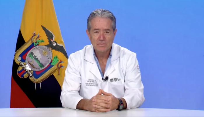 Juan Carlos Zevallos ministro de Salud