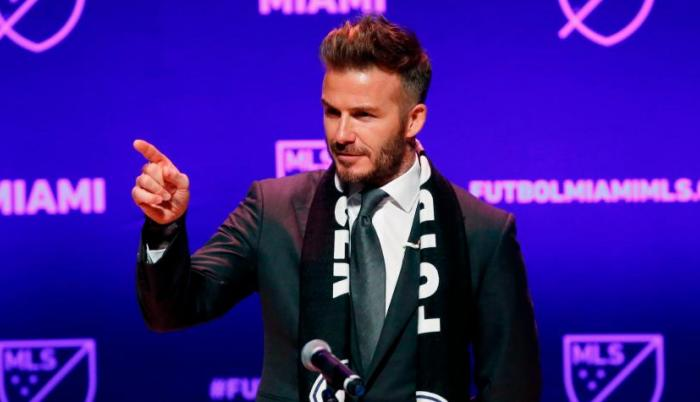 David Beckham - Inter Miami