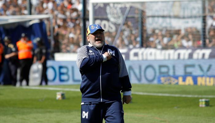 Maradona - Gimnasia