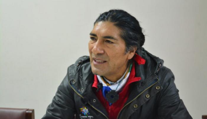 prefecto del Azuay, Yaku Pérez