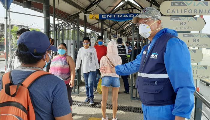 coronavirus Guayaquil
