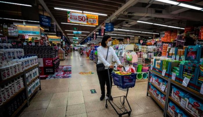 china compras coronavirus referencial