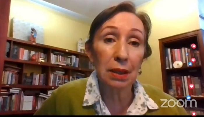 Doris Soliz en la Comisión de Desarrollo Económico