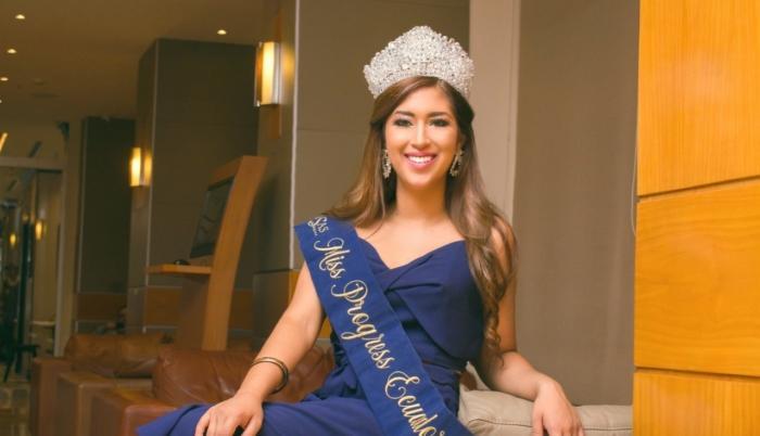 Camila Cedeño, Miss Progress 2019