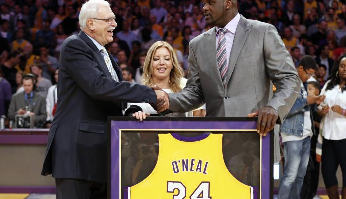 Shaquille O'Neal NBA Lakers
