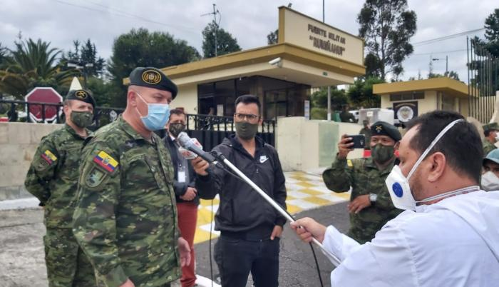 Comandante del Ejército