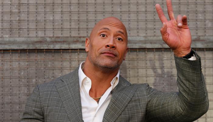 The Rock - Luchador