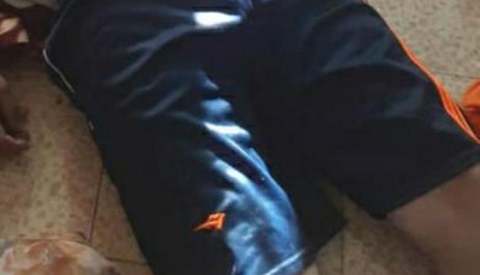 La pantaloneta de Dario Pilay