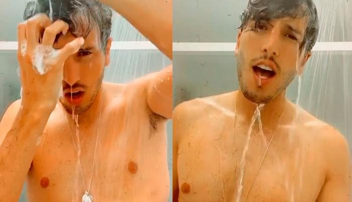 Yatra en la ducha