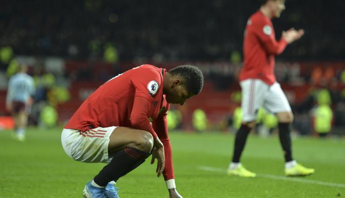 Manchester United Premier pérdidas