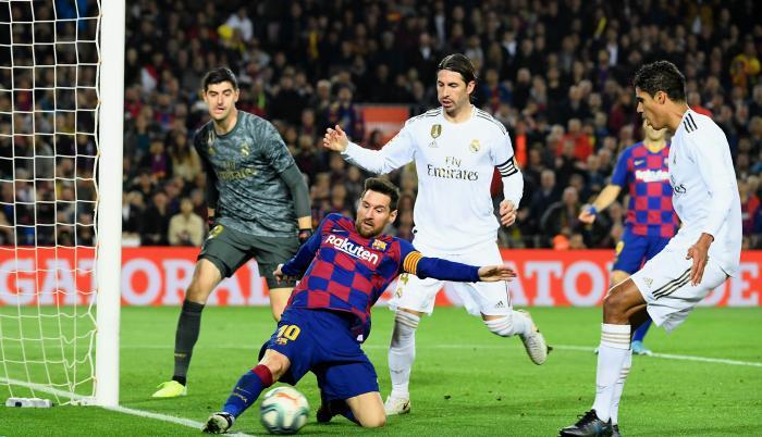 Real Madrid - Barcelona - LaLiga
