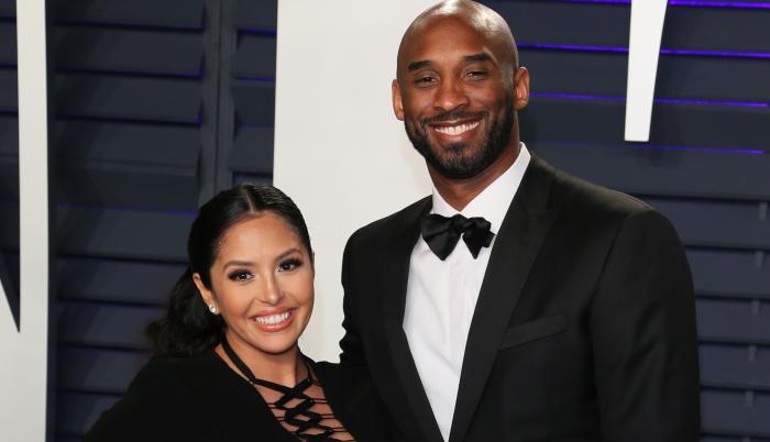 Vanessa y Kobe Bryant NBA Estados Unidos