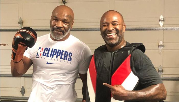 Mike Tyson regreso boxeo