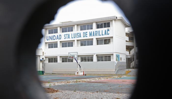 Coronavirus Santa Luisa de Marillac