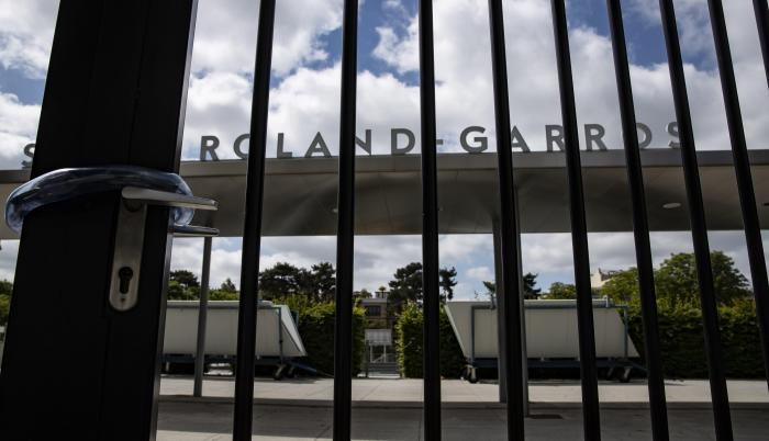 Roland Garros Francia coronavirus