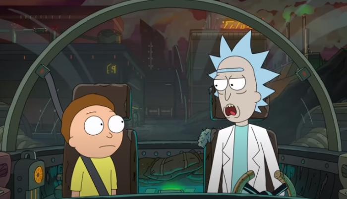 Star Mort: Rickturn of the Jerri, el último capítulo de la actual temporada de Rick and Morty.
