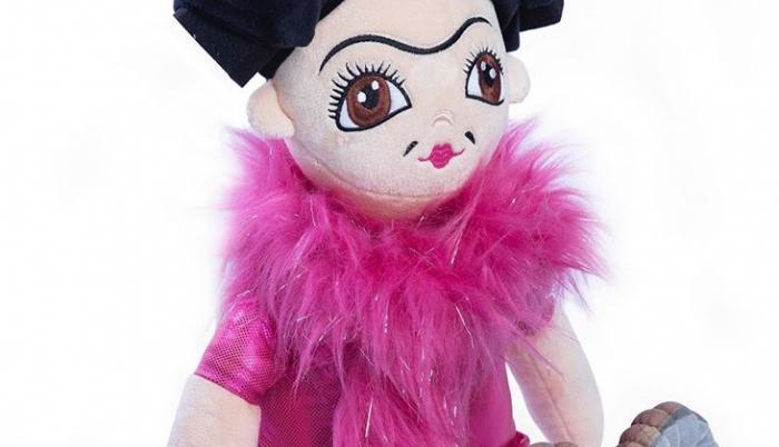 Mofle doll