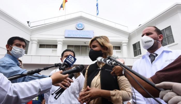 Hospital Municipal de Guayaquil Bicentenario