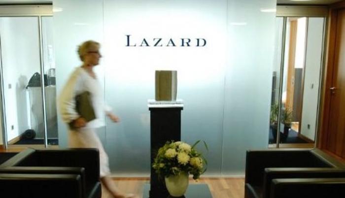 Lazard, firma financiera