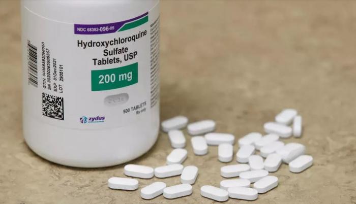 hidroxicloroquina referencial