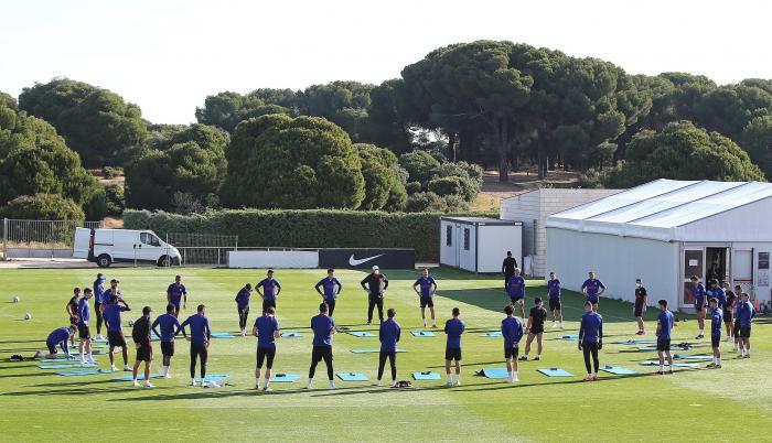 Atletico Madrid España regreso LaLiga