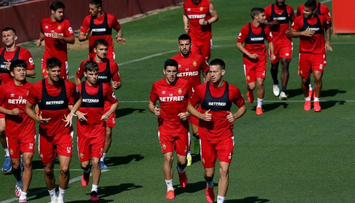 Mallorca entrenamientos LaLiga España