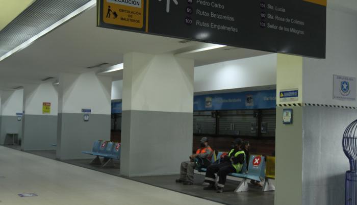 terminal terrestre guayaquil